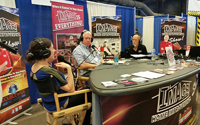 Image Home Improvement Show live at the 2015 Elegant Home, Food and Wine Expo