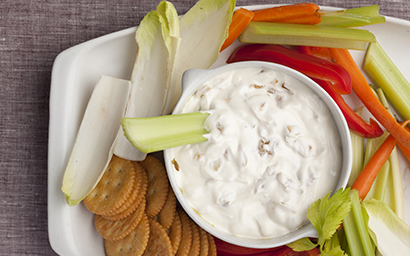 Onion Dip from Scratch by Alton Brown
