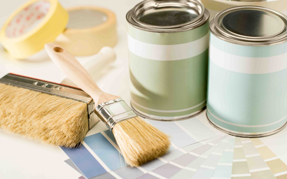 Choosing the right paint for your home